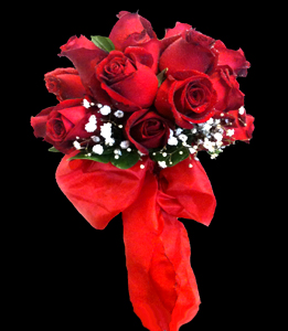 cod 401 - Ramo de rosas rojas