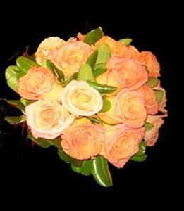cod 411 - Ramo redondo de rosas
